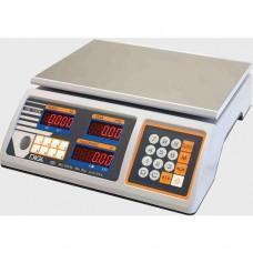 Весы торговые DIGI DS 700E