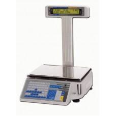Весы с чекопечатью DIGI SM 300P