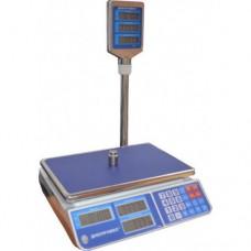 Весы торговые электронные F902H-30CL - 30кг