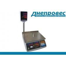 Весы торговые F902H-ED_pro со стойкой