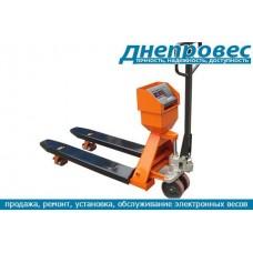 Рокла-весы PW-RK-0,5, 1, 2т Днепровес