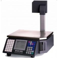 Весы с принтером этикеток