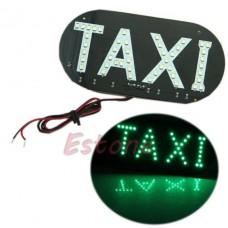 Такси (Шашка) светодиодная